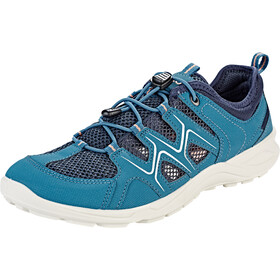 ECCO Terracruise LT Chaussures Femme, indian teal/marine/muted clay